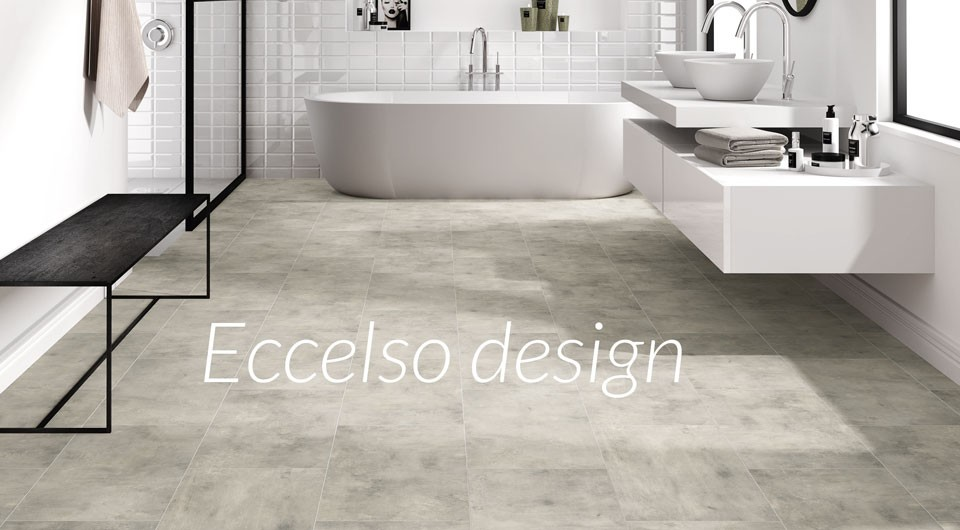 pavimenti in PVC per bagno