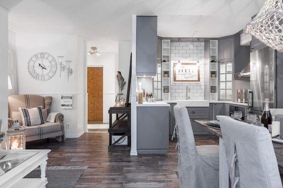 arredamento provenzale per appartamenti e spazi piccoli