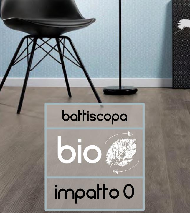 battiscopa legno ecologico sostenibile riciclabile eProfil